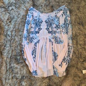 NWT Free People Babydoll Dress